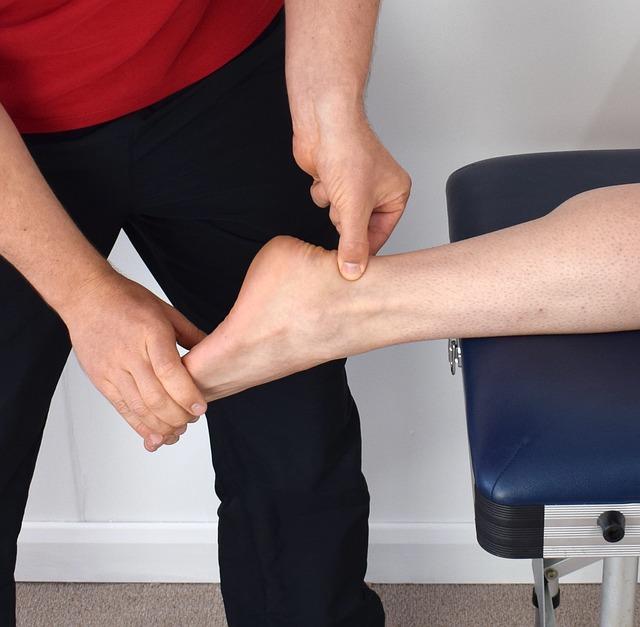 tratamiento esquince de tobillo