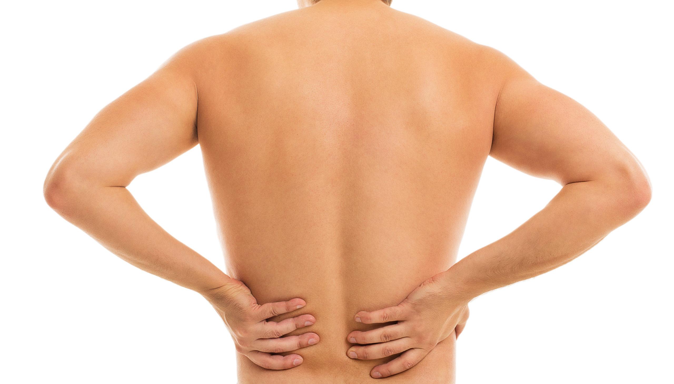 estiramiento para prevenir el dolor de espalda en vuestra casa