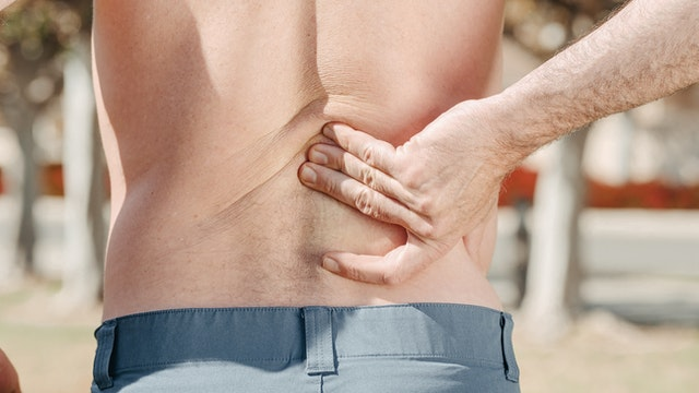 osteopatía hernias discales