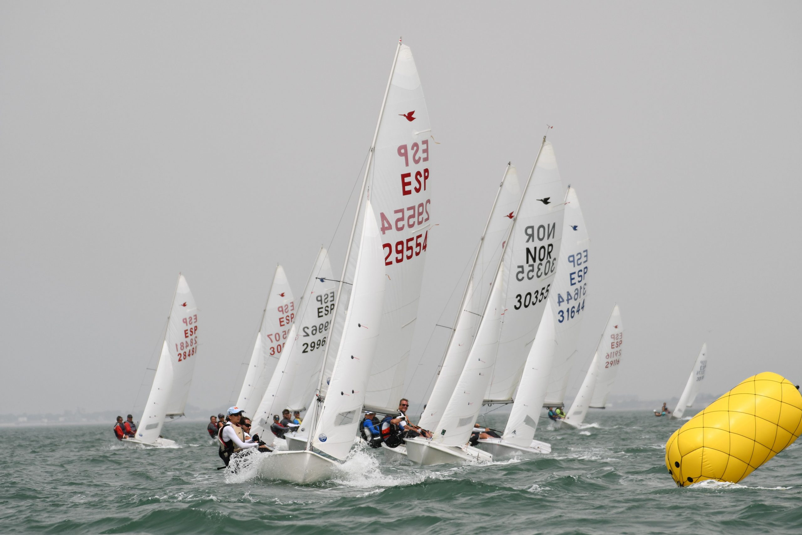 Trofeo vela Cádiz